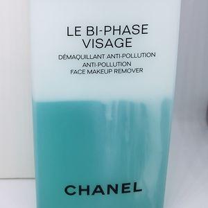 Le bi-phase visage face makeup remover